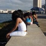 Cuba Havanna Malecon 42