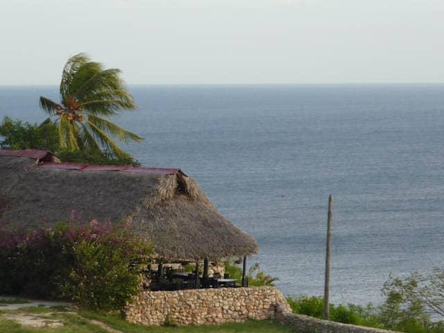 Palmen und Meer, ein Urlaub im Paradies