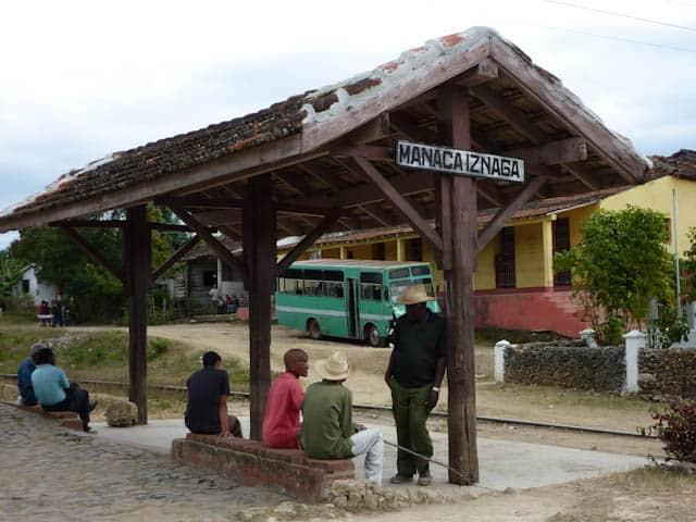 Kubaner freuen sich über kleine und große Geschenke