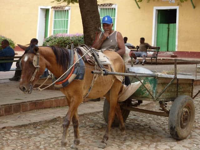 Einheimischer von Kuba