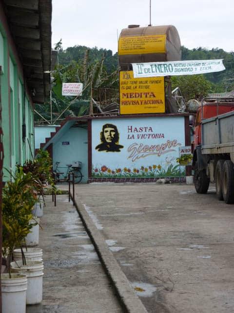 Sehenswertes Viertel in Baracoa