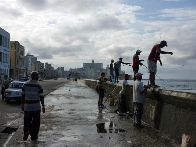 Cuba havanna Malecon 44