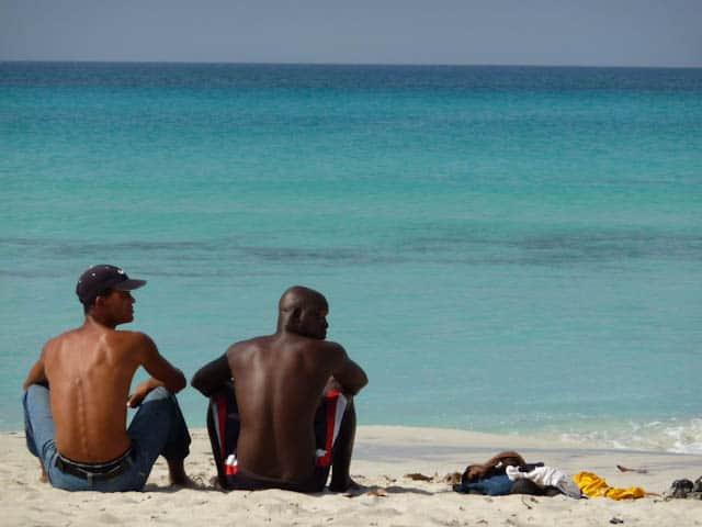 Der Strand, eine Oase der Ruhe