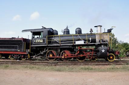 Durch das Land mit der Lokomotive